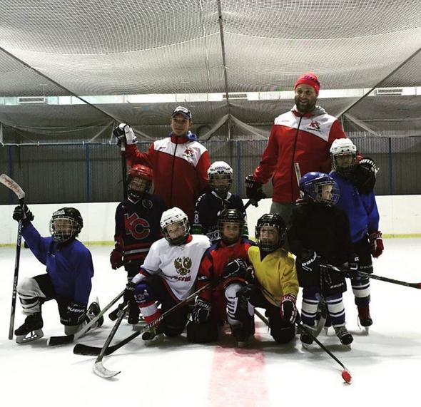 СДЮШОР по хоккею в Москве