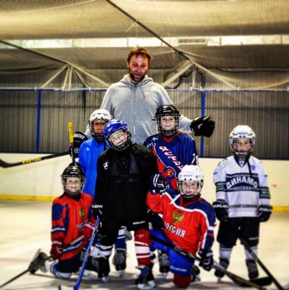Секция хоккея для детей