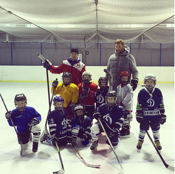 Профессиональная подготовка хоккеистов