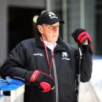 Тренер по хоккею Валерий Белоусов