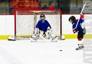 Обучение детей хоккею, школа хоккея ATHockey.ru