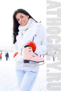 Женский ледовый фитнес