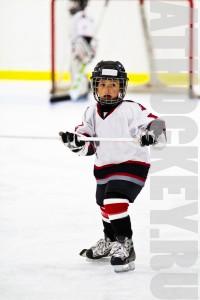 Обучение детей хоккею. Школа хоккея AtHockey.ru