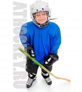 Детский хоккей: школа хоккея AtHockey.ru