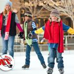 Как быстро освоить катание на коньках?