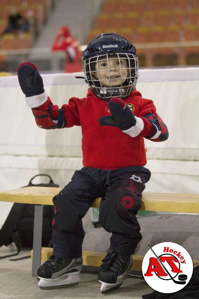 Как научить ребенка играть в хоккей?