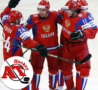 Лучшие игроки сборной России по хоккею