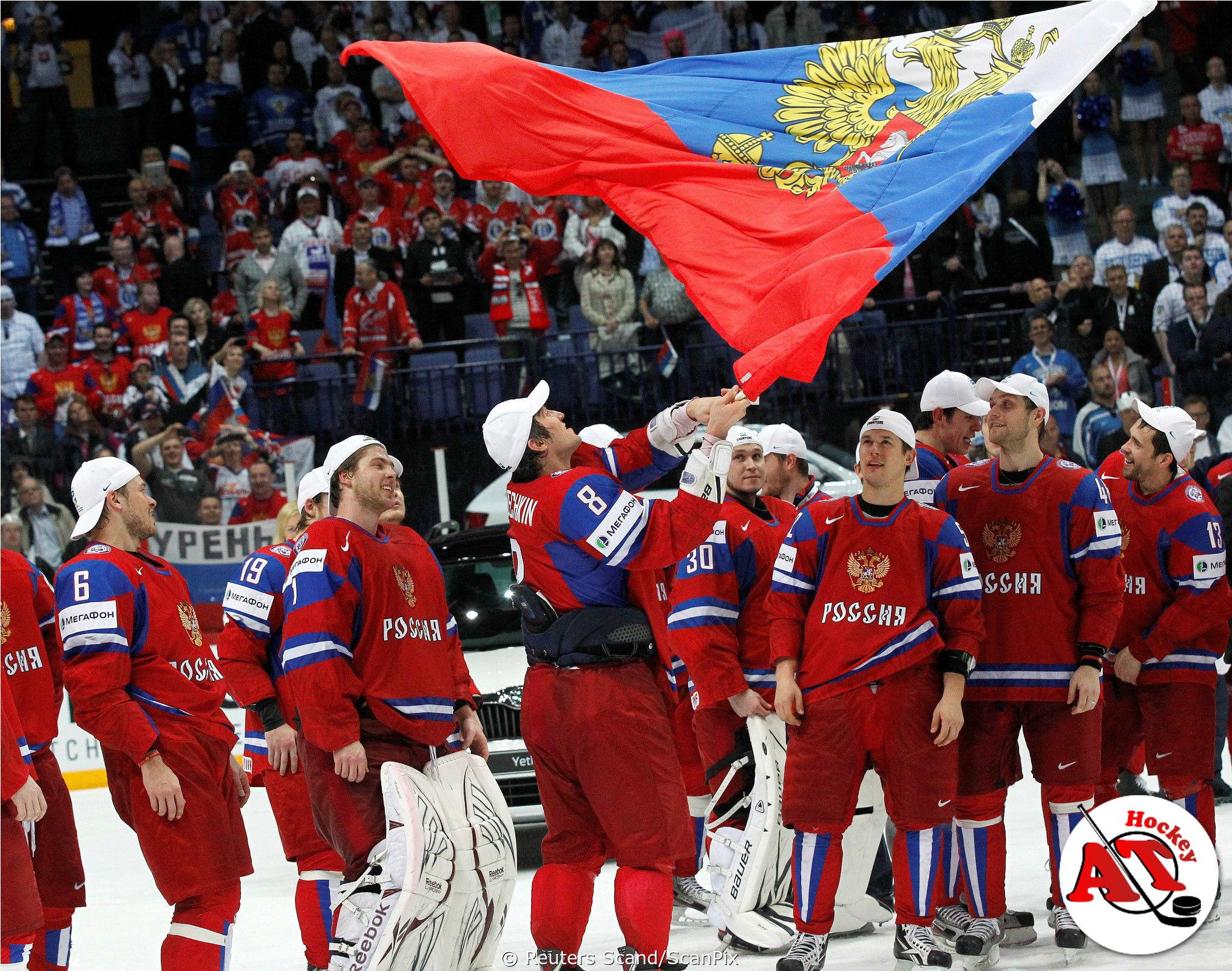 ТОП стран по игре в хоккей