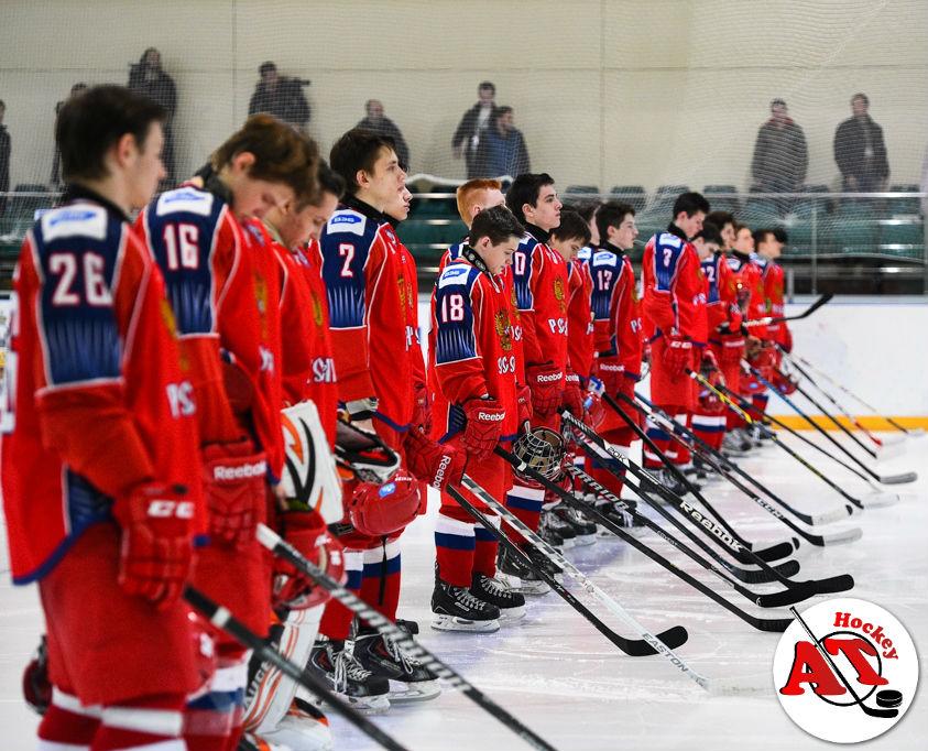 Лучшие молодые хоккеисты России
