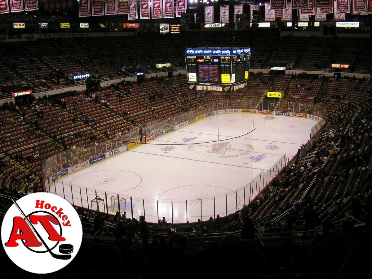 Самые большие хоккейные арены