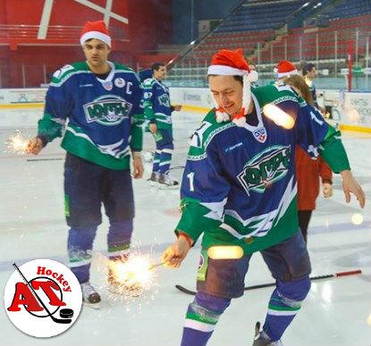 Что подарить хоккеисту на Новый Год?