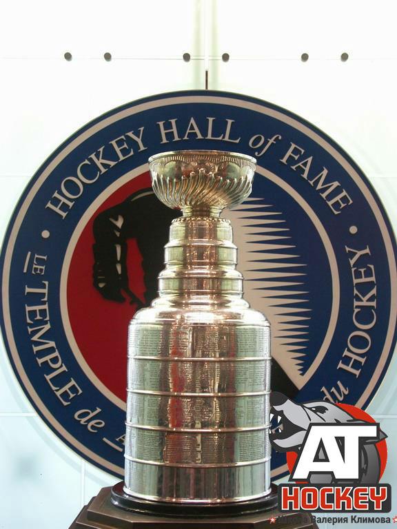 Хоккейные призы и награды