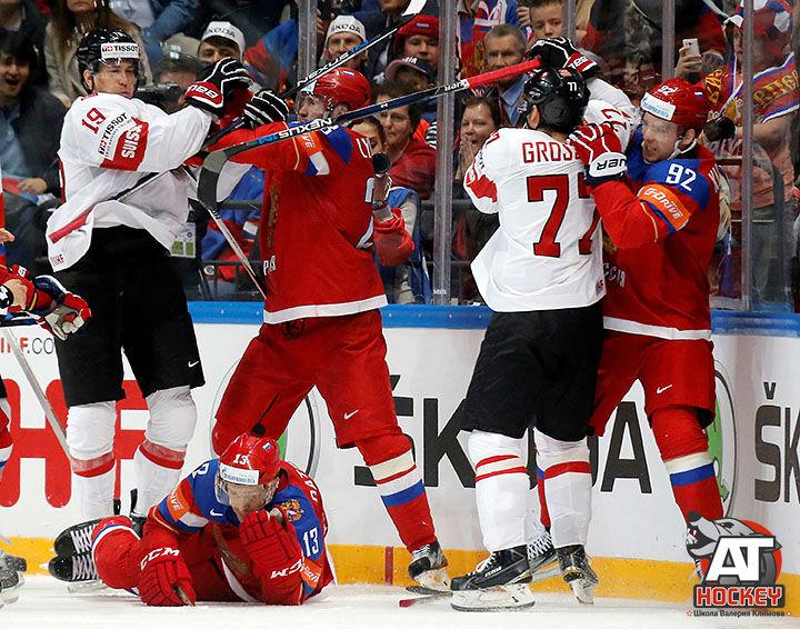 Виды нарушений в хоккее