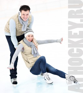 Постановка на лёд, Москва. AtHockey.ru