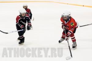Обучение хоккею, Москва. AtHockey.ru