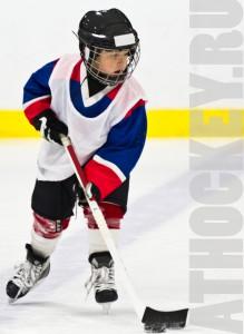 Обучение детей хоккею. Москва. AtHockey.ru