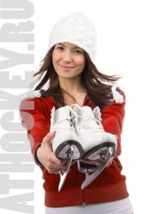 Ледовый фитнес для девушек, AtHockey.ru (Москва)