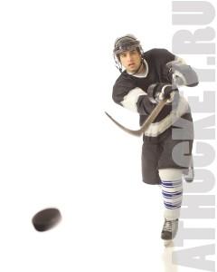 Обучение игре в хоккей