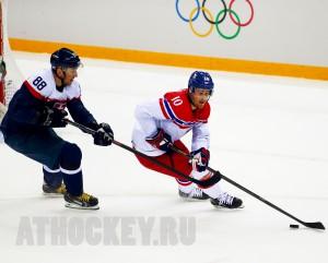 Профессиональный  тренер по хоккею. AtHockey.ru