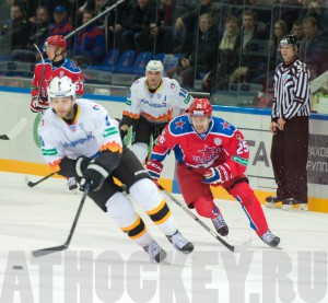 AtHockey.ru (Москва). Тренер по хоккею.