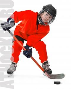 Обучение катанию на коньках, школа хоккея AT HOCKEY