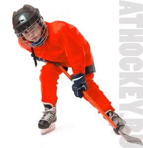 Детский хоккей в школе ATHOCKEY.RU