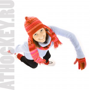 Обучение катанию на коньках, школа ATHockey.ru