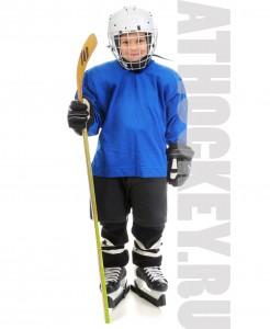 Обучение детей хоккею, школа AtHockey.ru