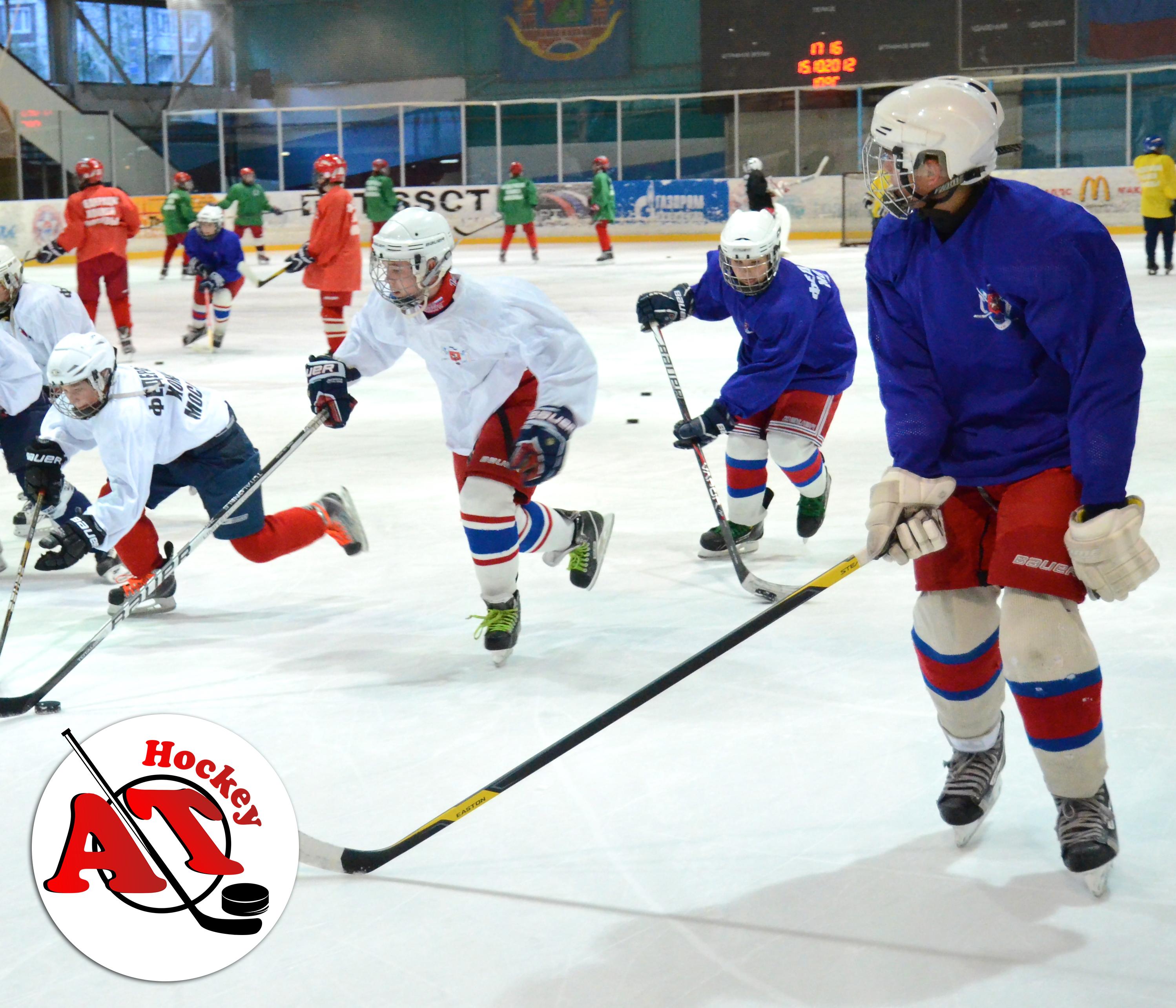 Развитие любительского хоккея в России