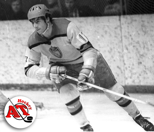 Валерий Харламов  - легендарный хоккеист в истории мирового хоккея