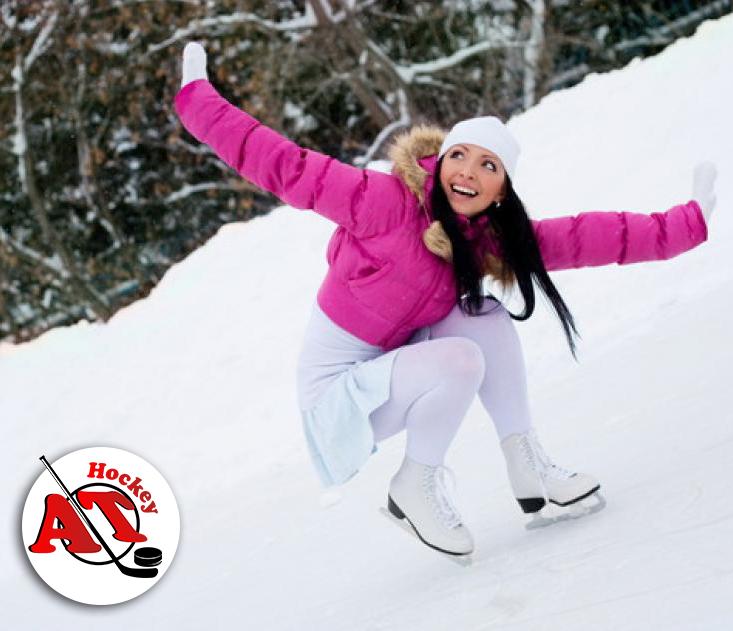 Как научиться кататься на коньках задним ходом?