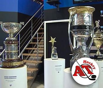 История хоккейных трофеев