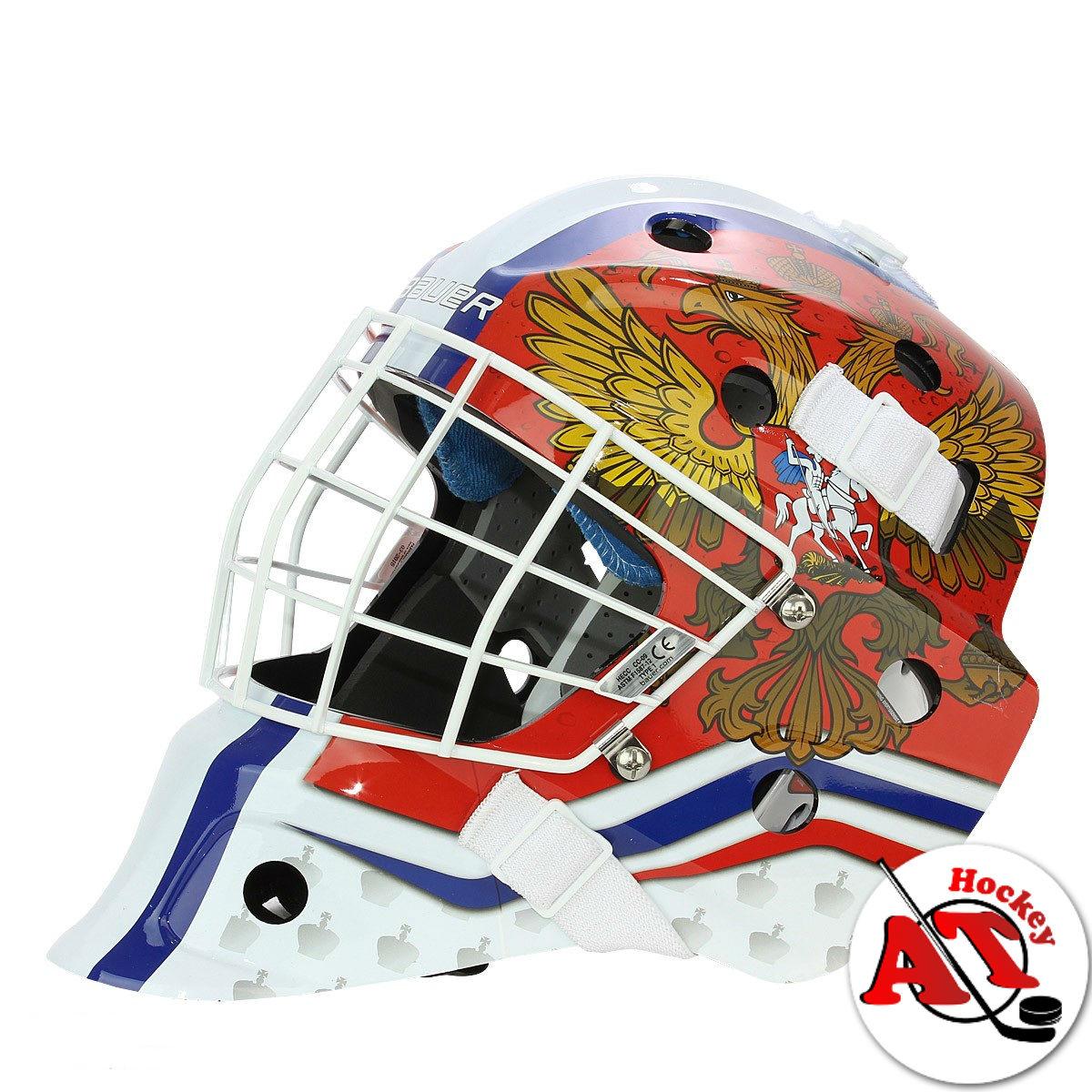 Как выбрать хоккейный шлем?
