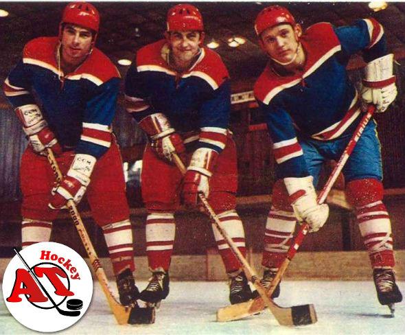 История хоккейной формы