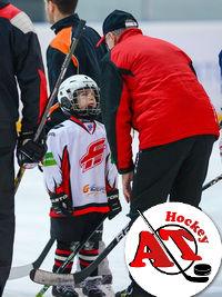 Как настроить ребенка на матч в хоккее?