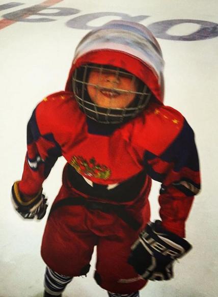 Тренировки по хоккею для детей от 3 лет
