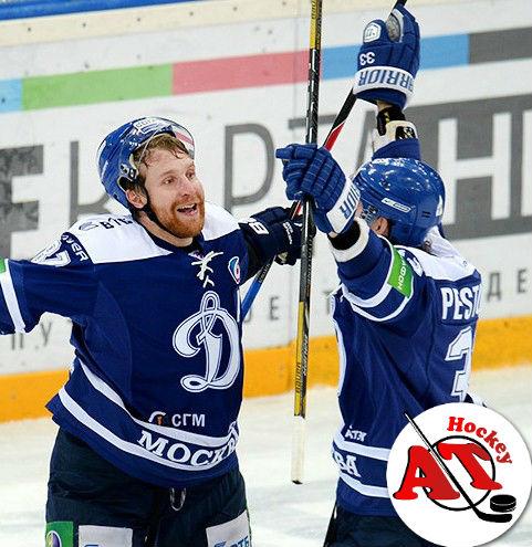 Легионеры в российском хоккее