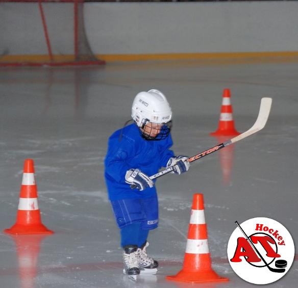 Развитие стартовой скорости у хоккеистов