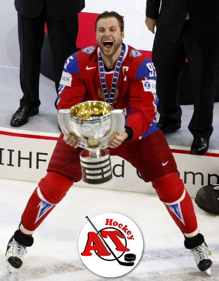 Все капитаны сборной России по хоккею