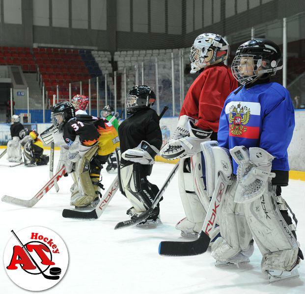 Упражнения для вратарей в хоккее