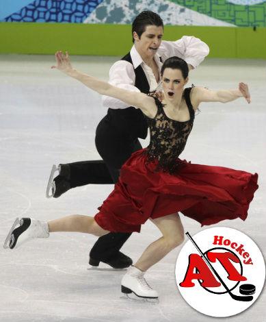 Все о спортивных танцах на льду