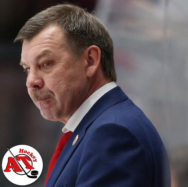 Тренеры сборной России по хоккею
