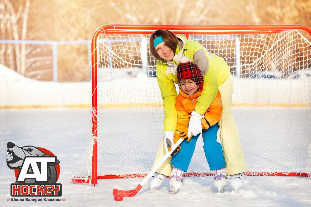 Плюсы и минусы занятий хоккеем