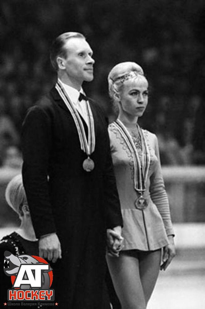 Лучшие советские фигуристы