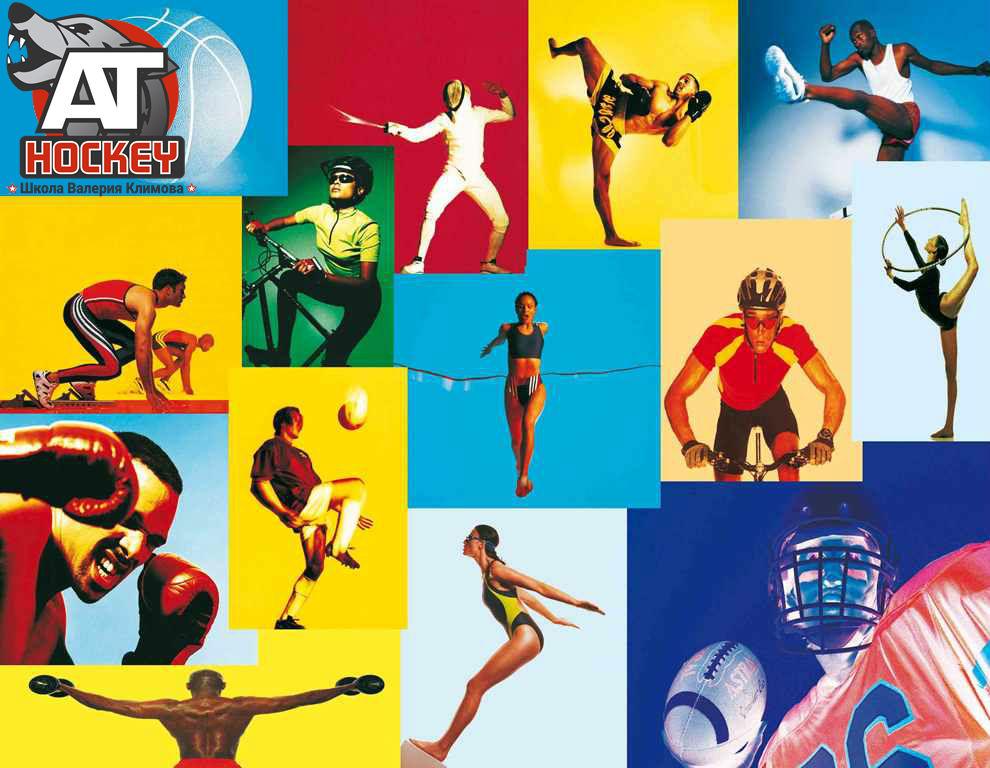 Как выбрать вид спорта?