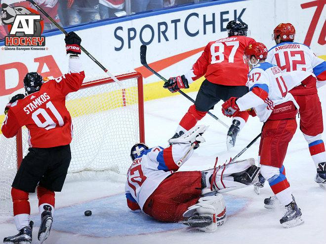 Лучший матч в истории хоккея